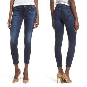 Hudson Krista Super Skinny Released Hem Jeans